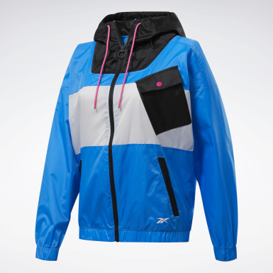 Dam Outdoor Blå MYT Jacket