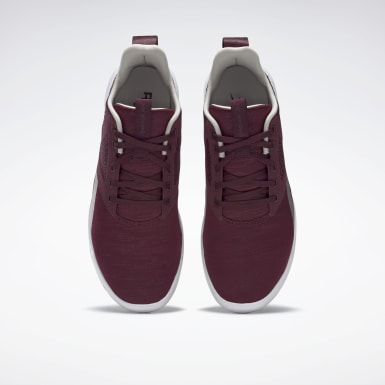 Kvinder Outdoor Burgundy Reebok Ever Road DMX 3 Shoes