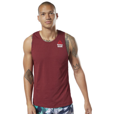 Reebok CrossFit® Games ACTIVCHILL + Cotton Tank Top