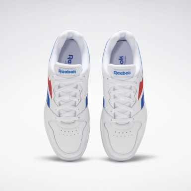 Heren Classics Wit Reebok Royal BB4500 Low 2 Schoenen