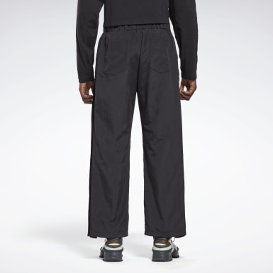 Classics Black Reebok by Pyer Moss Pleated Track Pants