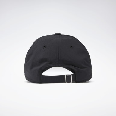 Urban Outdoor Black Active Foundation Badge Cap