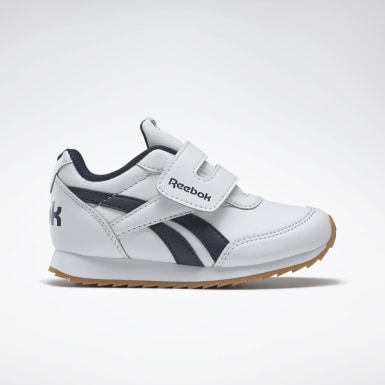 Infants Classics White Reebok Royal Classic Jogger 2.0 Shoes