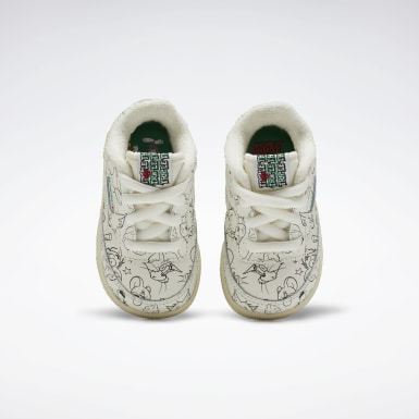 белый Кроссовки Tom and Jerry Club C 85 Shoes