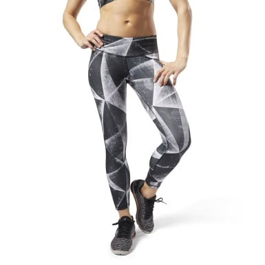 Legginsy Reebok Lux Bold 7/8 Tights 2.0