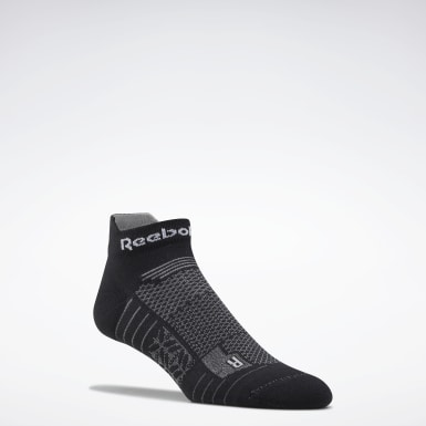 Löpning Svart One Series Running Ankle Socks
