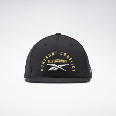 Fitness & Training Combat Six-Panel Cap Schwarz