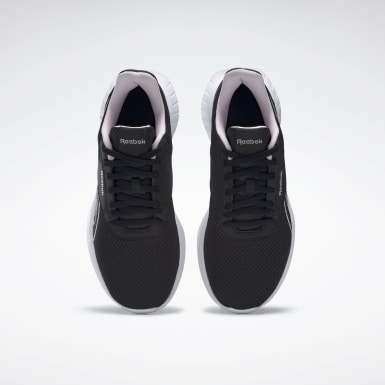 Women Running Black Reebok Lite 2 Women's Shoes