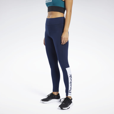 Legginsy Training Essentials Linear Logo