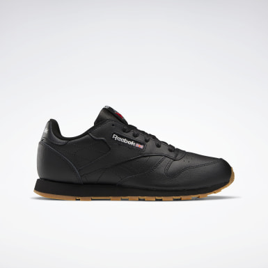 Classic Leather Shoes - Grade School