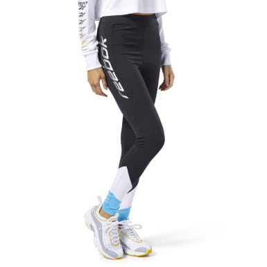 Women Classics Black Classics Advance Leggings