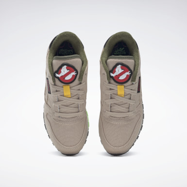 Zapatillas CLASSIC LEATHER  x GHOSTBUSTERS Niño Classics