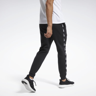 Männer Fitness & Training Training Essentials Tape Jogger Pants Schwarz