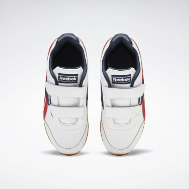 Boys Classics White Reebok Royal Classic Jogger 2.0 Shoes