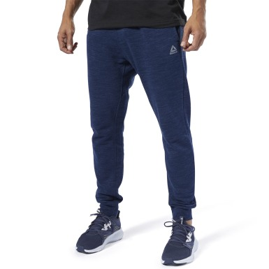 Joggers Training Essentials Marble Azul Hombre Fitness & Training