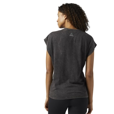 Stone Wash Muscle Tanktop