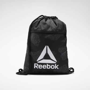 Fitness & Training Black Training Gymsack