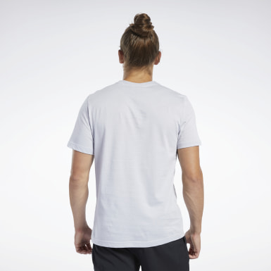 T-shirt Graphic Series Lost Reebok Crew