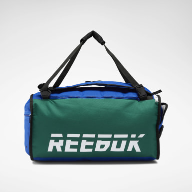 Training Green WOR Convertible Grip Bag