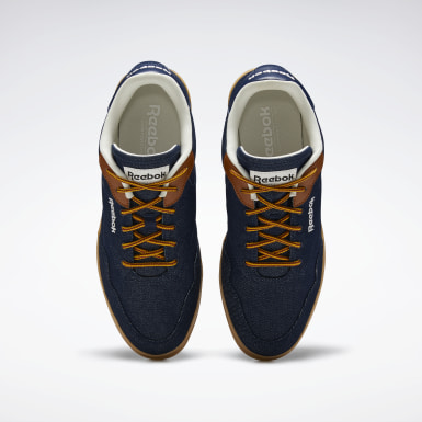 Classics Blue Reebok Royal Techque T Vulc Shoes