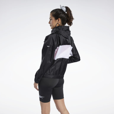 Women Fitness & Training Black MYT Jacket