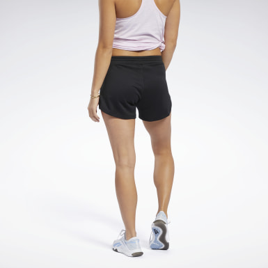 Dames Fitness & Training Zwart Training Essentials Short