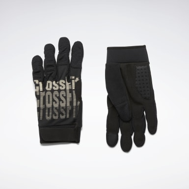 Gants de training CrossFit® Noir Hommes Cross Training