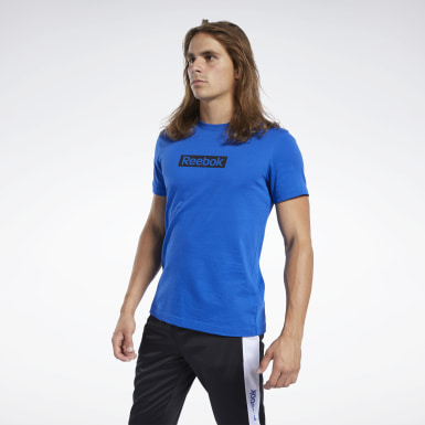 Playera Training Essentials Linear Logo Hombre Entrenamiento Funcional