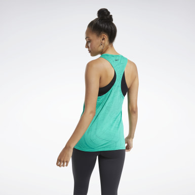 Women Training Burnout Tank Top