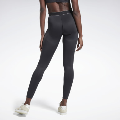 Dames Fitness & Training Zwart VB Performance Legging