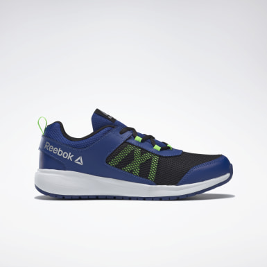 Boys Running Blue Reebok Road Supreme Shoes - Preschool