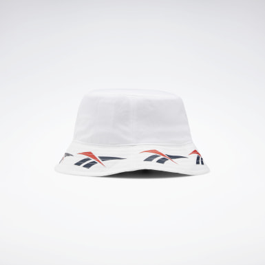 Classics White Classics Vector Bucket Hat