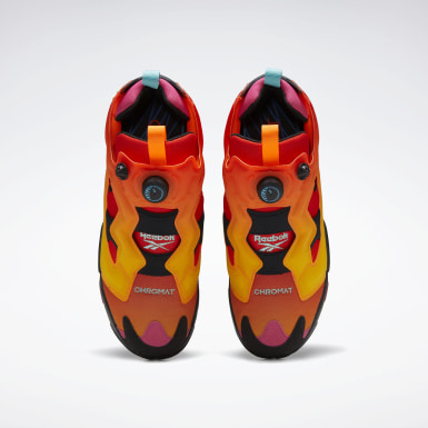 Chromat Instapump Fury Orange Classics