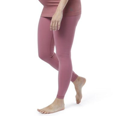 Women Studio Pink Lux 2 Maternity Leggings