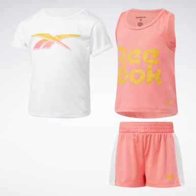 Girls Training 3-Piece Reebok Believe Set