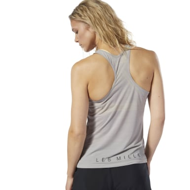 LES MILLS® ACTIVCHILL Slub Tank Top