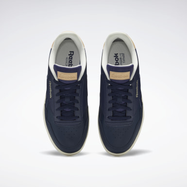 Men Classics Blue Reebok Royal Techque T Shoes