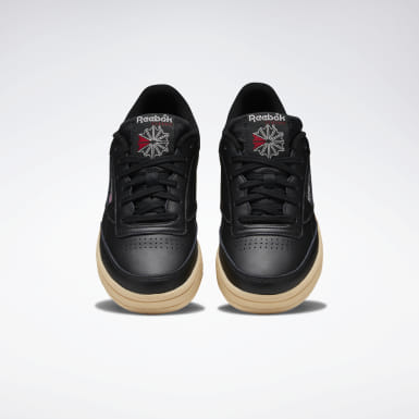 Women Classics Black Club C 85 Shoes
