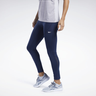 Frauen Wandern United by Fitness Lux Perform Tight Blau