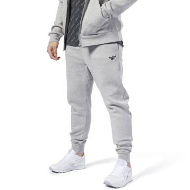 Men Classics Grey Classics Fleece Pants