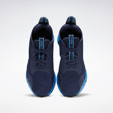 Men Running Blue Zig Dynamica Men's Shoes