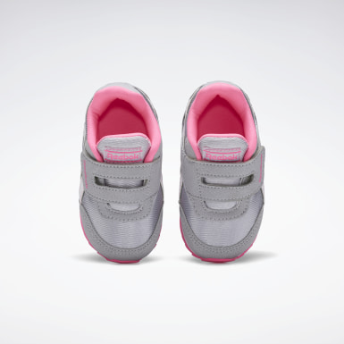 Kids Classics Grey Reebok Royal Classic Jogger 2 Shoes