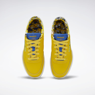 Kids Classics Minion Club C 85 Shoes