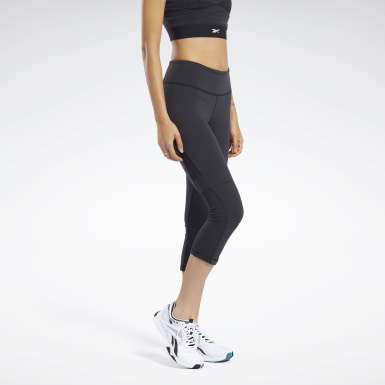 Reebok Lux Colorblock 3/4 Legging 2.0