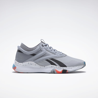 Women Fitness & Training Grey Reebok HIIT Shoes