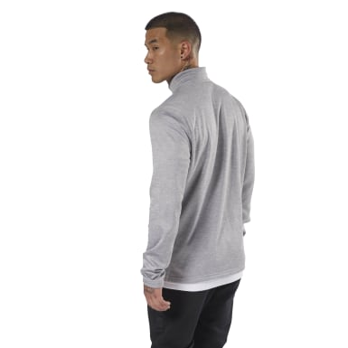 Double Knit Quarter Zip