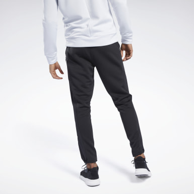 Men Hiking Black Speedwick Layering Joggers