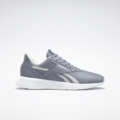 Women Running Grey Reebok Lite 2 Shoes