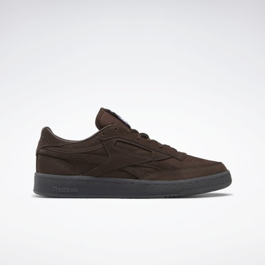 Men Classics Brown Club C Revenge Men's Shoes