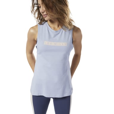 LES MILLS® Performance Cotton Tank Top